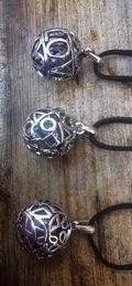 Angel Calling Bell/ Pregnancy Harmony bell Pendant.....various designs
